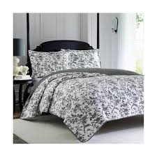 Laura Ashley Office Furniture by Laura Ashley Home Amberley Reversible Quilt Set By Laura Ashley