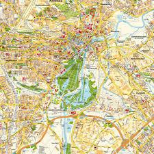 Map Com Stadtplan Kassel Deutschland Maps Karte Und Routenplaner