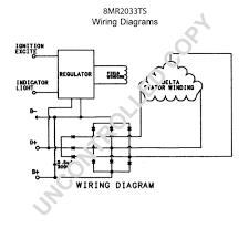 8mr2033ts alternator product details prestolite leece neville