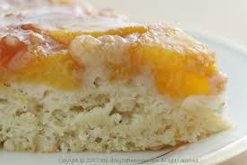 peach upside down cake recipe from fatfree vegan kitchen