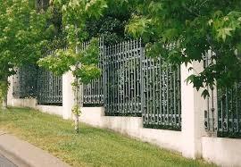 ornamental wrought iron fences ornamental iron gallery