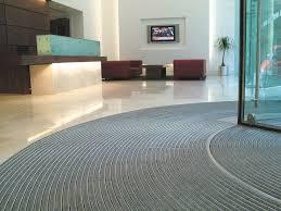 zerbino su misura tappeto tecnico con inserto di feltro glt s r l