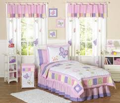 kids butterfly bedding pink purple lavender twin full queen
