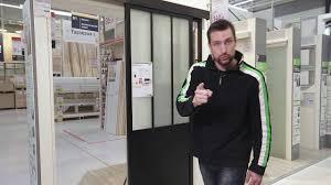 porte style atelier d artiste cyrille vous présente la porte coulissante atelier youtube