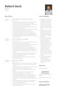 Sample Resume Of Project Engineer by Structural Engineer Resume Samples Visualcv Resume Samples Database