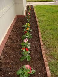 best design flower bed ideas features long shape garden flowers