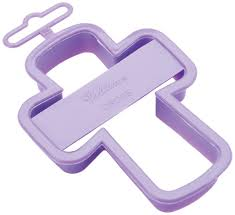 1 x individual cross cookie cutter toys