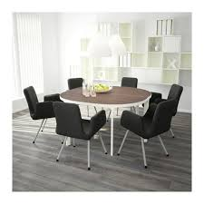 Ikea Bekant Conference Table Bekant Conference Table Black Brown Black Conference Room And Room