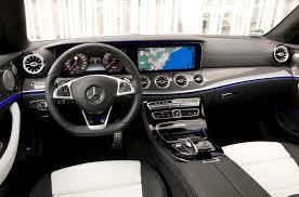 mercedes e400 coupe 2018 mercedes e400 coupe drive review
