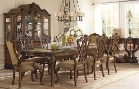 Brown And White Chair Design Ideas Dining Room Beautiful Classic Dining Room Design Ideas With