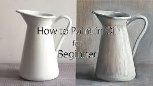 full step by step oil painting tutorial for beginner how to paint