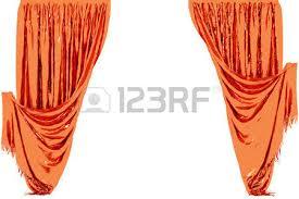 Red Orange Curtains Orange Curtains Stock Photos U0026 Pictures Royalty Free Orange