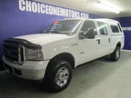 2005 used ford super duty f 250 crew cab 4x4 diesel short bed with