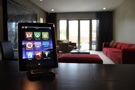 Ipad In Wall Mount Docking Station Ipad Home Automation U0026 Ipad Home Control