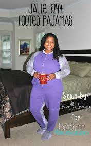 footed pajamas by jalie pattern revolution