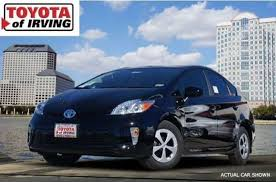car for sale toyota prius 2014 toyota prius for sale near dallas toyota of irving