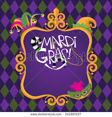 mardi gras picture frame mardi gras stock images royalty free images vectors
