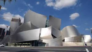 Halls In Los Angeles Walt Disney Concert Hall Virtual Tour Part 1 Youtube