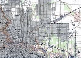 Long Beach Zip Codes Map by Old Houston Maps Houston Past