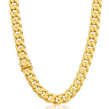 Name Chains Gold Gold Chain Lotus Jewelry Manufacturer In Vardhman Nagar