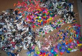 how to make 1 000 cranes or just one 9 steps with pictures