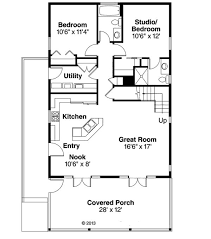 One Bedroom House Plans With Loft 937 Best Construccion Images On Pinterest Small Houses