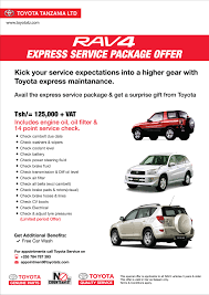 toyota tanzania ltd parts u0026 accessories