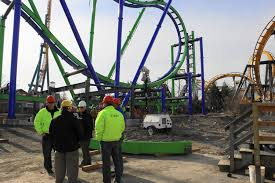 Six Flags V2 Moran The Joker Takes Shape As Coaster Speculation Season Warms