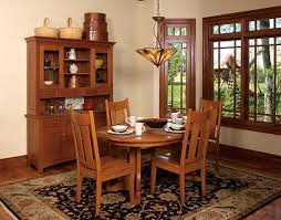 Mission Style Dining Room Tables - simple ideas mission dining room set absolutely design mission