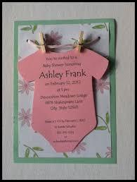 handmade baby shower invitations handmade baby shower invitations