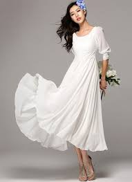 white maxi dress half sleeve white maxi dress with lace details on the front bodice