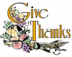 happy thanksgiving blessings clipart cliparthut free clipart