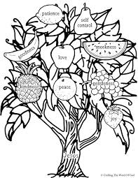 25 Best Ideas About Fruit Coloring Pages On Pinterest Coloring Children S Tree Coloring Pages