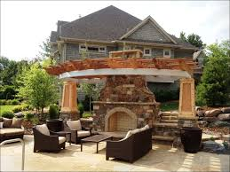 Outdoor Gazebo With Curtains by Exteriors Wonderful Outdoor Furniture With Canopy Metal Patio