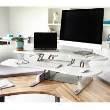 cubicle standing desks varidesk height adjustable desks