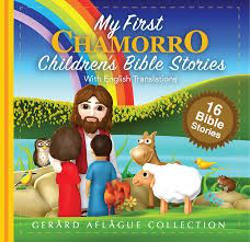 my first chamorro children u0027s bible stories book