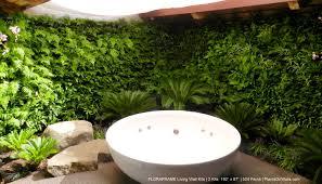 Wall Garden Kits by Plants On Walls Florafelt Vertical Gardens