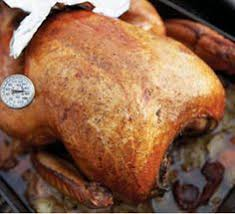 weber top 10 tips for a successful thanksgiving