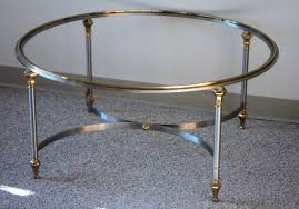 ethan allen glass coffee table neoclassical coffee table julesmoderne com