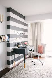 how to interior design my home my home tour lark linen black white and pink office interior design