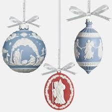 37 best wedgwood ornaments images on blue