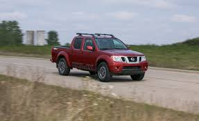nissan truck 2017 2017 nissan frontier in depth model review car and driver