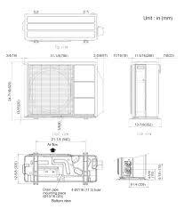 15rls3y built in wi fi highest seer wall mounted halcyon