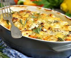recettes de cuisine marmiton poisson gratin aux restes de poisson recette de gratin aux restes de