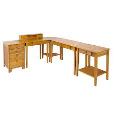 Studio Corner Desk winsome studio home office furniture set furniture pinterest