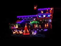 unusual christmas lights display san francisco bay area