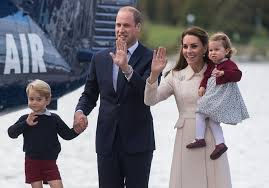 the royal family leaving canada pictures 2016 popsugar