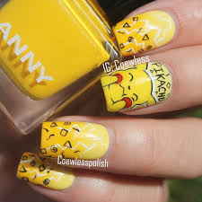 best 25 pikachu nails ideas on pinterest nail photos images of