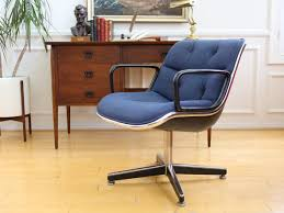 Mid Century Modern Desk Chair Mid Century Modern Knoll International Desk Chair Office Chair