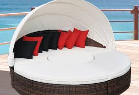 daybed elegant design of the outdoor daybed with canopy with